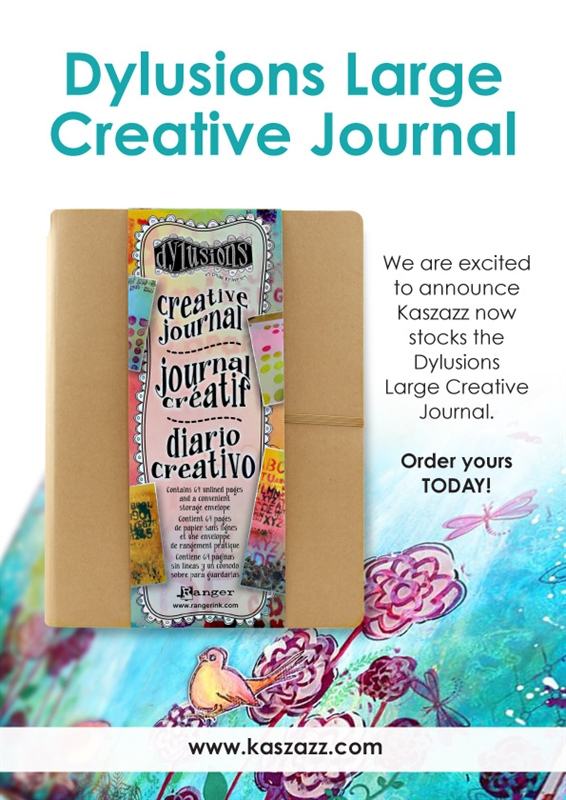 Dylusions Large Creative Journal