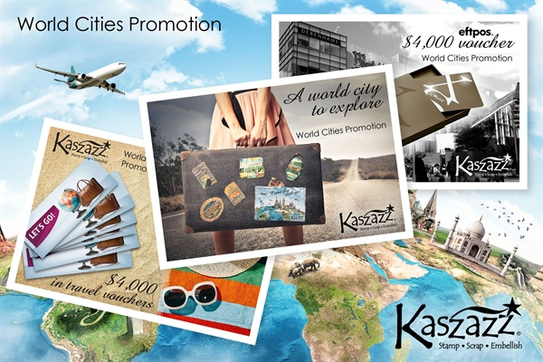 World Cities Promotion: March-June 2017