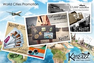 World Cities Promotion: July-December 2017