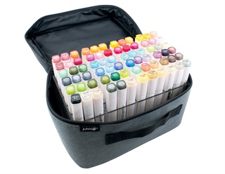 X-Press It Marker Carry Case and Storage Holder!